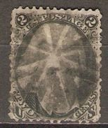ETATS - UNIS   -   1863 . Y&T N° 27 Oblitéré. - 1847-99 Emissions Générales