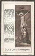 DP. JAN-BAPTIST KLINCKE ° BRUGGE 1886 -+ STE KRUIS 1914 - IN LEVEN HOVENIER - Religion & Esotérisme