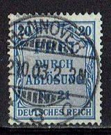 DR 1903 // Mi. 5 O (033208) - Dienstpost