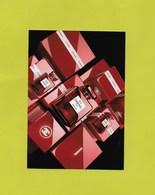 CARTE POSTALE DE CHANEL - Cartes Parfumées