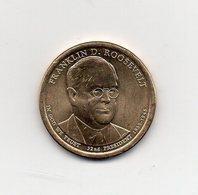 Stati Uniti - 2014 - 1 Dollaro - Franklin Delano Roosevelt - (32° Presidente 1933 -1945) - Vedi Foto - (MW1969) - 2007-…: Presidents