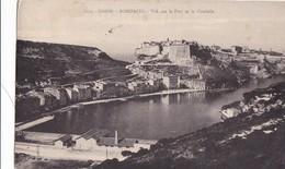 BONIFACIO - Vue Sur Le Port Et La Citadelle - Autres Communes