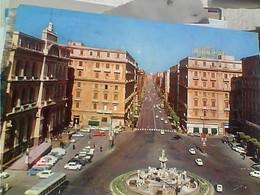 7 CARD NAPOLI PIAZZA BORSA  PIN UP CASTELLO PORTO NAVE CIRCOLO CANOTTIERI POSILLIPO VIA PETRARCA VBN1960/77 HA7313 - Napoli