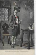 AK 0127  Salzburger Gebirgstrachten ( Berchtesgadner ) - Verlag Oeller Ca. Um 1910 - Trachten