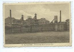 La Louvière - Charbonnage La Louvière - Sars - La Louviere