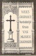 DP. ANNA DEWITTE ° GHYVERINCHOVE 1820 -+ LEYSELE 1890 - Religion & Esotérisme