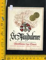 Etichetta Vino Liquore St. Magdalener Tirolo Bolzano - Altri