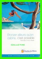 ADVERTISING, PUBLICITÉ - COLLECTION PAROLE DE CIGALE No 3 - BOUCHES-DU-RHÔNES - ÉCRITE - - Publicité