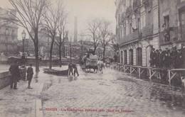 NANTES - Les Inondations, Décembre 1910 - Quai Des Tanneurs - Nantes