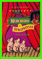 ADVERTISING, PUBLICITÉ - L'ACCORD PRÉSENTE MERCREDIS & STRAPONTINS 1996-97 - 3 PETITS COCHONS - - Publicité