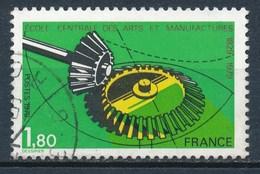 France - YT 2066 Oblitéré - Ecole Centrale Des Arts Et Manufacture - France