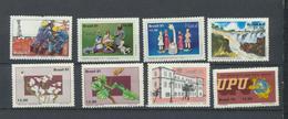 Brasil - Brésil  Collection MNH XX 1979/82  58 Stamps - Brésil