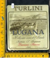 Etichetta Vino Liquore Lugana  Desenzano Sirmione - Etiquettes