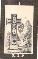 DP. ISABELLA VANDENBERGHE ° HOUTHEM (VEURNE) + LEYSELE 1894 - 88 JAAR - Religion & Esotérisme