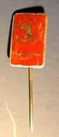 Seagull - Plastic Chemical Industry SPLIT - Pin Badge Pin -  Yugoslavia Croatia - 1980's - Trademarks