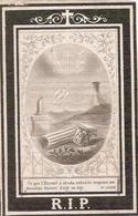 DP. CAROLUS VANDENBUSSCHE ° LEYSELE 1801 - + HOUTHEM 1870 - LID KERKRAAD SEDERT 1843 - Religion & Esotérisme