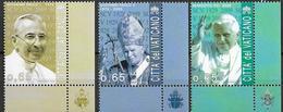 2009 Vatikan Mi. 1629-35 **MNH   80 Jahre Vatikanstadt - Vatican