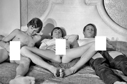 Photo Homme Nu Man Male Gay Pinup Nude 10x15 Cm 39 - Asie