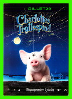 ÉCRIVAINES -CHARLOTTES TRYLLESPIND - GOGARD No 9277 EN 2006 - - Ecrivains