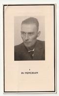 Bidprentje Klaas BUIJS Echtg. Kras Volendam 1925-1963 - Images Religieuses