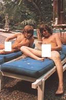 Photo Homme Nu Man Male Gay Pinup Nude 10x15 Cm 39 Porno - Célébrités D'époque