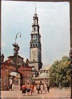 Czestochowa, Poland. Monastery On The Jasnej Gorze Mountain The Gate In The Baroque Style Of The XVIII Century. Postcard - Poland