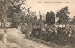 Velm ( St-Truiden ) : Pensionnat N.D. Du Rosaire --- Jardin - Sint-Truiden