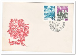 DDR 1964, FDC, Birthday Of Nikita Chruschtschow - FDC: Enveloppes