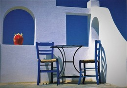 * Cyprus Postcard * Cyprus Village Scene * Collection : Theodorou: 85 * - Cyprus