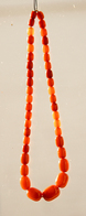 Bijoux-collier-43-ambre Jaune-amber - Colliers/Chaînes