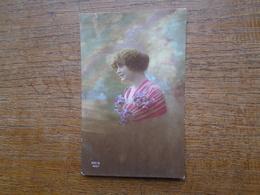 """Silhouette Ou Portrait De Femme """" Paire De Timbres Semeuse """" - Silhouettes"""