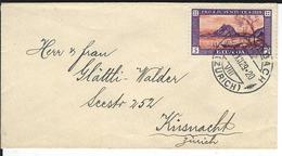 SBK J49, Mi 235 Erlenbach - Briefe U. Dokumente