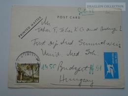 ZA155.18 RAFA Laboratories LTD  Jerusalem ISRAEL - Sent To SOTE Budapest Ca 1975 - Autographes
