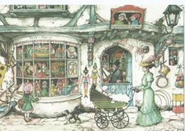 Anto Pieck - Toy Shop - Pieck, Anton