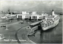 NAPOLI  Stazione Marittima  Nave SS Orsova  Paquebot  Ship - Napoli