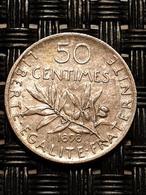 France 50 Centimes 1898 - France
