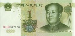 Chine 1 Yuan (P895) 1999 -UNC- - Chine