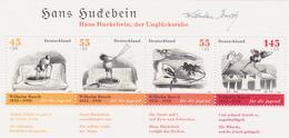 Hans Huckebein, Der Unglücksrabe - [7] West-Duitsland