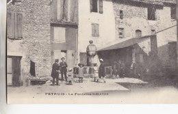 Peyruis Fontaine Barlatier - France