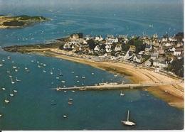 CPM  France    29 Finistère   Carantec  Vue Générale Du Port   Présence De Bateaux - Carantec