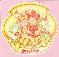 Sticker - Efteling - Autocollants