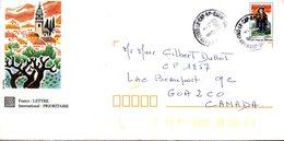 1 - Prêt à Poster SANTON Cachet Manuel 06 JUAN LES PINS LE CAP - PAP: Sonstige (1995-...)