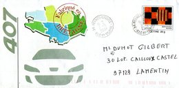 1 - Prêt à Poster BRETAGNE Cachet Manuel 35 RENNES-CRIMEE - Biglietto Postale