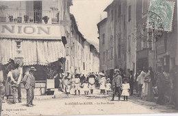 SAINT ANDRE LES ALPES RUE HAUTE - France