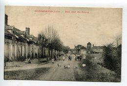 Boismorand Vue Du Bourg - Autres Communes