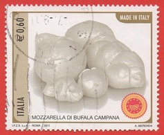 2011 (3224) Made In Italy: Mozzarella Di Bufala Campana - Leggi Il Messaggio Del Venditore - 6. 1946-.. Repubblica
