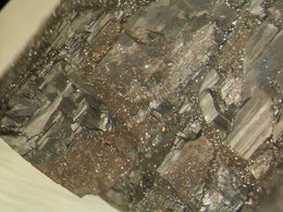 * ALABANDINE, Vezchyanskiy Mts., Yakutia, Russia * - Minerals