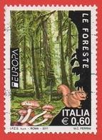 2011 (3233) Europa - Leggi Il Messaggio Del Venditore - 6. 1946-.. Repubblica