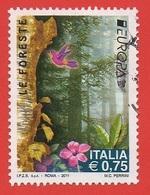 2011 (3234) Europa - Leggi Il Messaggio Del Venditore - 6. 1946-.. Repubblica