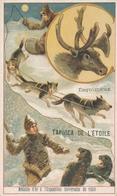 Chromo ESQUIMAUX  Tapioca De L' étoile Médaille D'or à L'exposition Universelle De 1889 Paris - Autres